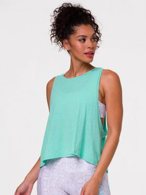 Onzie Vintage Tank Top - Mint