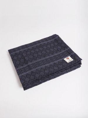 Manduka Cotton Yoga Blanket - Thunder