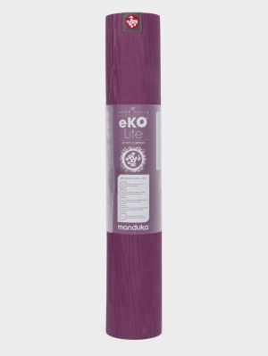 Manduka eKO Yoga Mat 6mm - Acai Midnight