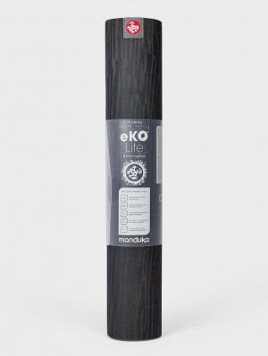 Manduka eKO Lite Yoga Mat 4mm - Black