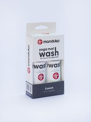 Manduka Mat Wash Spray - Twin Pack - 2x2oz