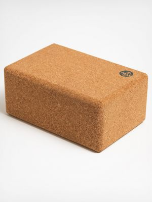 Manduka - Cork Yoga Block - 1