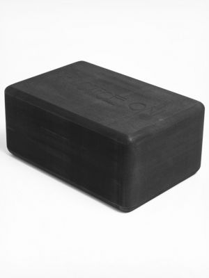 Manduka Recycled Foam Yoga Block - Thunder - 1