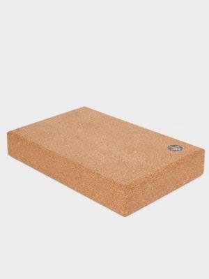 Manduka Cork Yoga plank