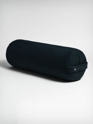 Manduka enlight Round Bolster - Midnight - 1