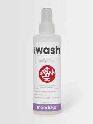Manduka Mat Wash Travel Spray - Lavender - 8oz