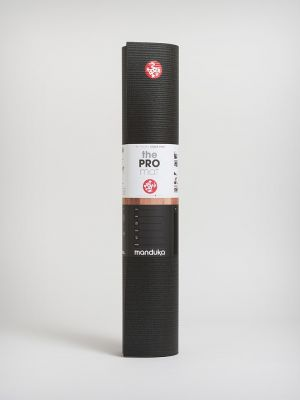 Manduka PRO Yoga Mat - Black