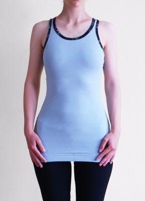 Milochie Verve Yoga Vest - Fire