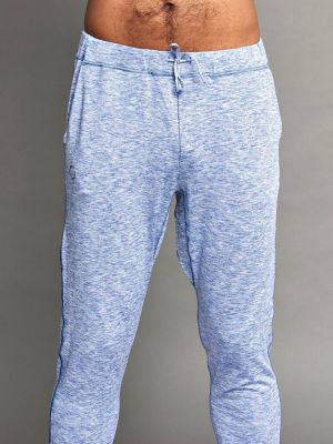 Ohmme Dharma Yoga Pants - Blue