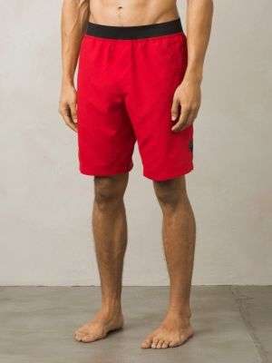 PrAna Mojo Short - Red Ribbon