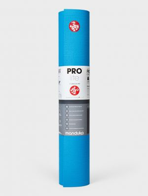 Manduka PROlite Yoga Mat - Dresden Blue - in Packaging.
