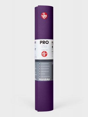 Manduka PROlite Yoga Mat - Black Magic