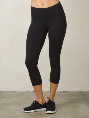 PrAna Pillar Capri - Black 1
