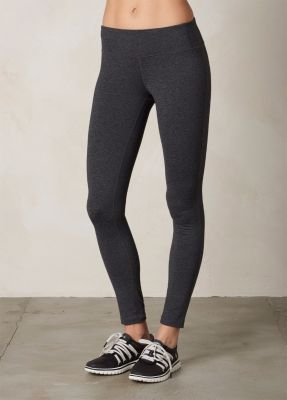 PrAna Ashley Legging Pant - Charcoal Heather