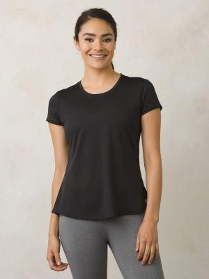 PrAna Revere Short Sleeve T-Shirt - Black