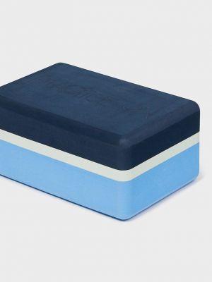Manduka Recycled Foam Yoga Block - Surf